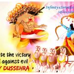 Happy Dussehera###